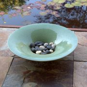 Get in touch ceramic bowl