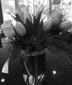 White Tulips HB